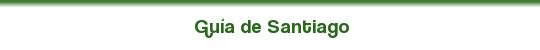 Guía de Santiago